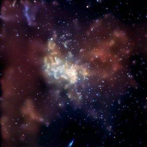 SagittariusA_Chandra